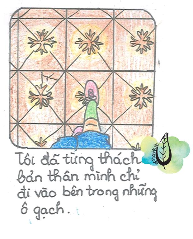 Tôi đã từng - bộ tranh mộc mạc lay động kí ức tuổi thơ của hàng ngàn người - Ảnh 9.