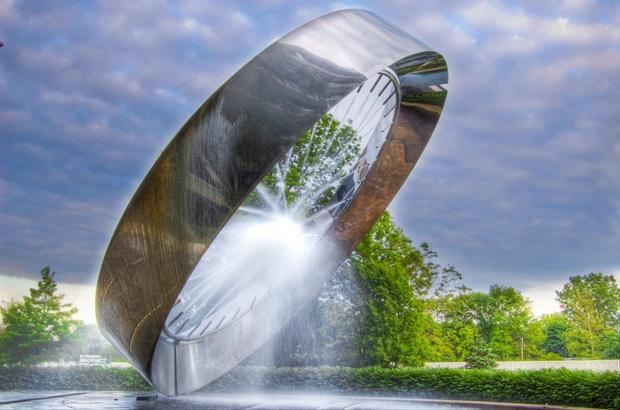 Đây chính là 16 kiệt tác đài phun nước đẹp nhất thế gian - Ảnh 9.