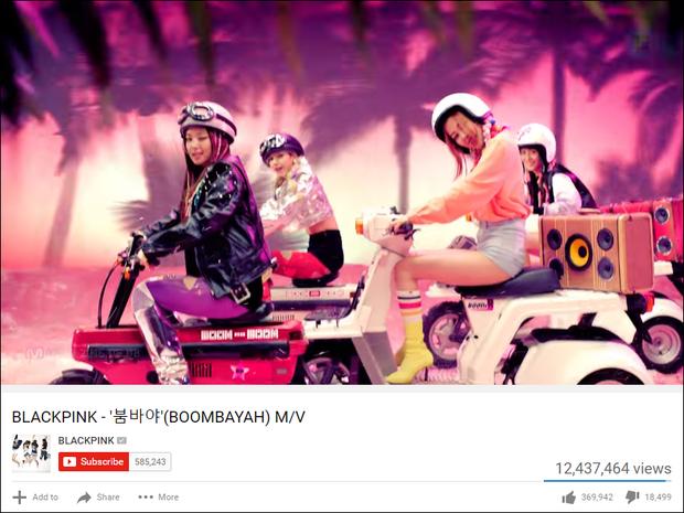 Black Pink quá dữ: Vượt 10 triệu lượt xem mỗi MV trong chưa đầy 1 tuần! - Ảnh 1.