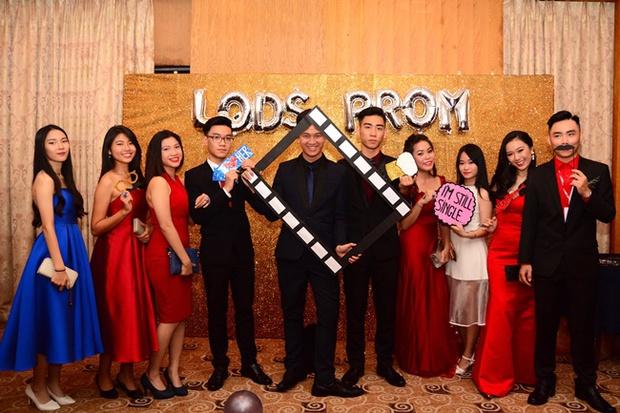 Teen THPT Lê Quý Đôn (TP.HCM) quẩy cực sung trong prom độc lập đầu tiên của trường - Ảnh 2.