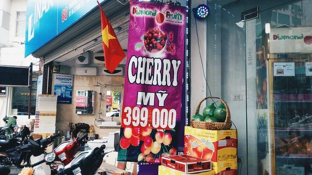 Loạn giá cherry - liệu cứ phải hàng đắt tiền mới là chuẩn Mỹ, Canada? - Ảnh 1.