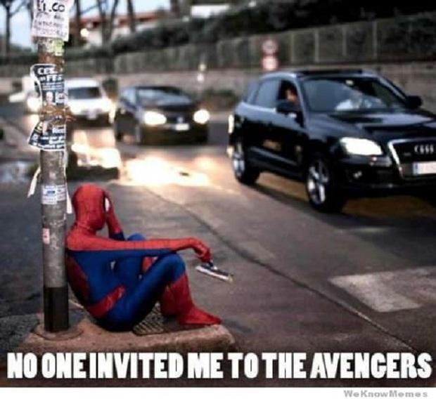 Người Nhện - Đứa con rơi trở thành quân át chủ bài hoàn hảo của Marvel - Ảnh 3.