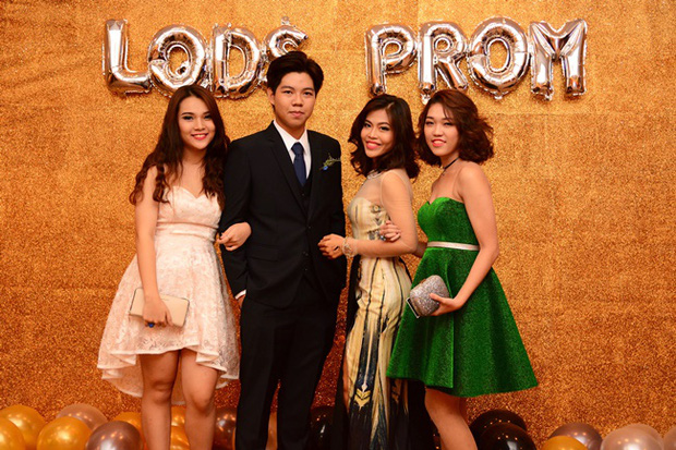 Teen THPT Lê Quý Đôn (TP.HCM) quẩy cực sung trong prom độc lập đầu tiên của trường - Ảnh 3.