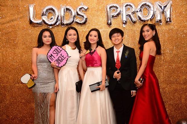 Teen THPT Lê Quý Đôn (TP.HCM) quẩy cực sung trong prom độc lập đầu tiên của trường - Ảnh 4.