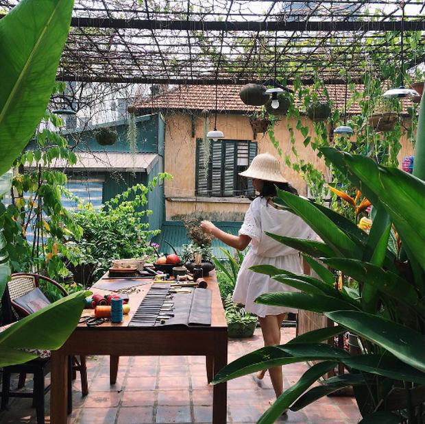 Muốn đi trốn ở Hà Nội dễ ợt, có cả loạt homestay xinh xắn để bạn chọn đây! - Ảnh 11.