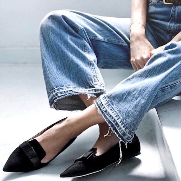 6 cách làm mới quần jeans đảm bảo chất từ các fashion blogger mà bạn nên học hỏi - Ảnh 11.