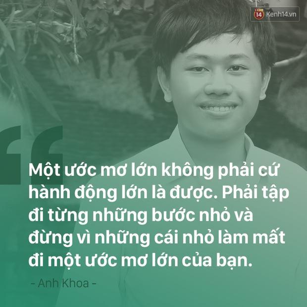 Tự viết trình duyệt web rồi bị đánh sập, cậu học sinh Kontum 15 tuổi này nói: Cứ để em tự đứng lên - Ảnh 9.
