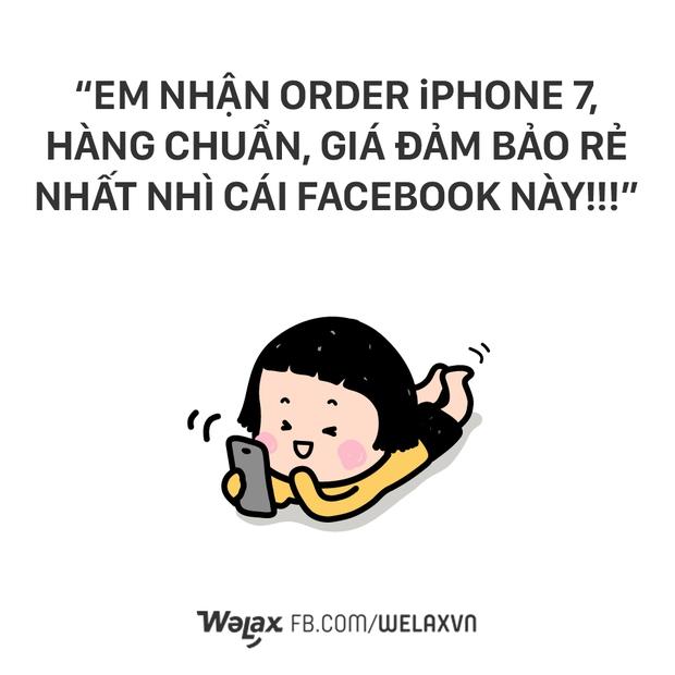 11 kiểu người chắc chắn sẽ hiện hình trên Facebook sau khi iPhone 7 ra mắt - Ảnh 7.