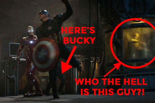 Có Spider-Man xuất hiện rồi, nào cùng soi kỹ trailer của Captain America: Civil War - Ảnh 11.