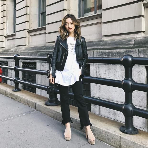 Giới trẻ thế giới sẵn sàng đón năm mới với street style chẳng lồng lộn mà vẫn đẹp rụng rời - Ảnh 6.