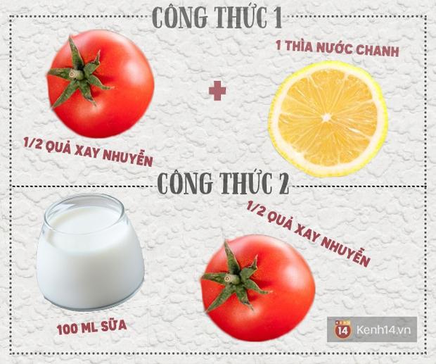 Đắp cà chua lên mặt mỗi tuần, da sẽ biến đổi kì diệu không ngờ - Ảnh 4.