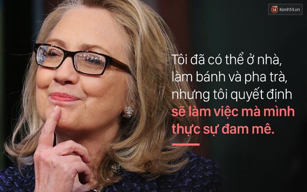 12 câu nói truyền cảm hứng của bà Hillary Clinton - Ảnh 19.