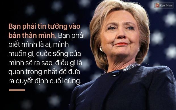 12 câu nói truyền cảm hứng của bà Hillary Clinton - Ảnh 23.