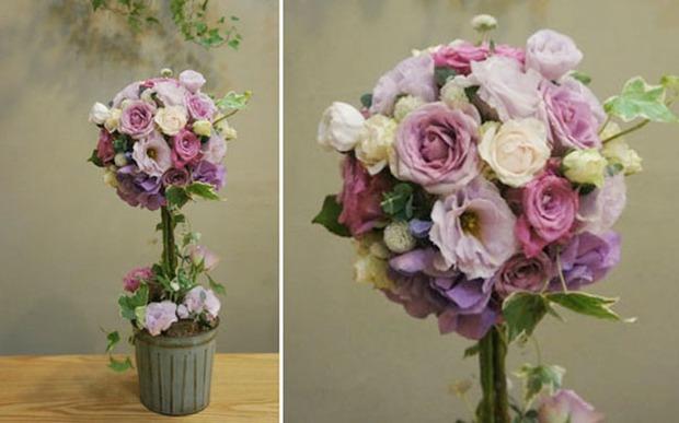 Học mót kiểu cắm hoa cực chất trang trí nhà ngày Tết - Ảnh 10.