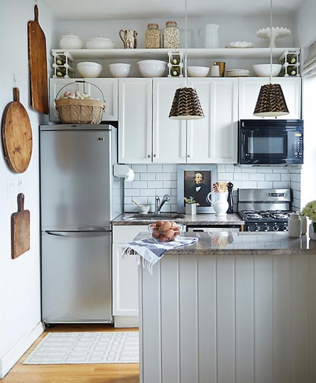 Làm mới không gian bếp chật hẹp thành căn bếp 5 sao lung linh - Ảnh 13.