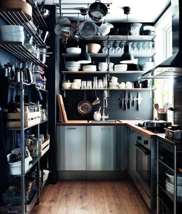 Làm mới không gian bếp chật hẹp thành căn bếp 5 sao lung linh - Ảnh 8.