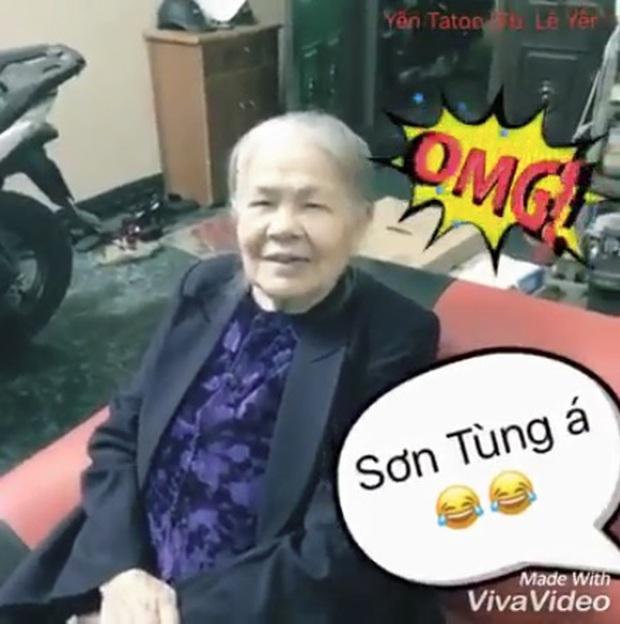 Bà ngoại 90 tuổi thích mê nhạc Sơn Tùng M-TP - Ảnh 4.
