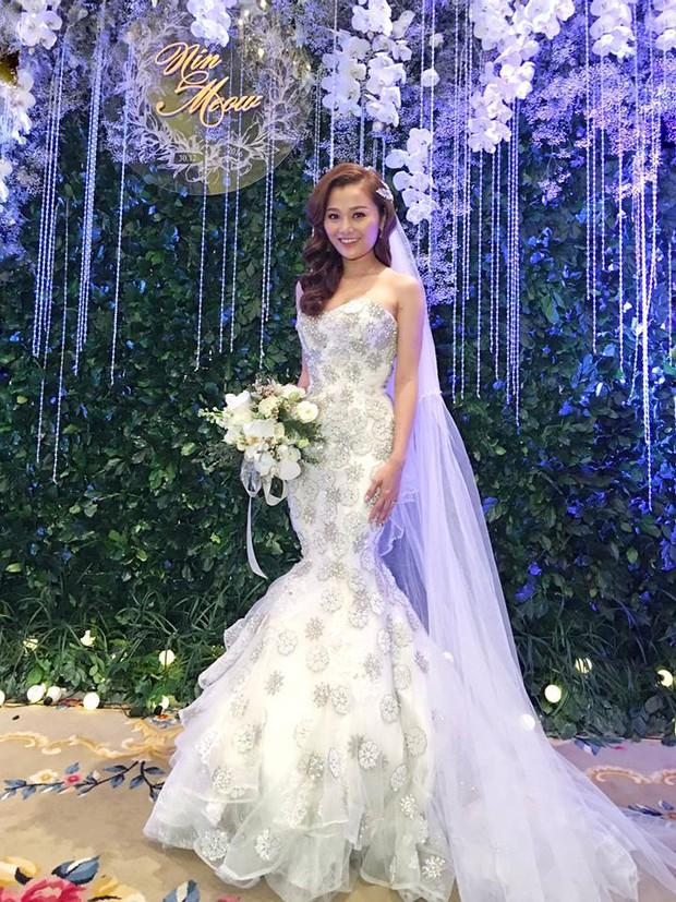 Quang Vinh vui mừng trong ngày cưới của cô em gái xinh đẹp như hoa - Ảnh 3.