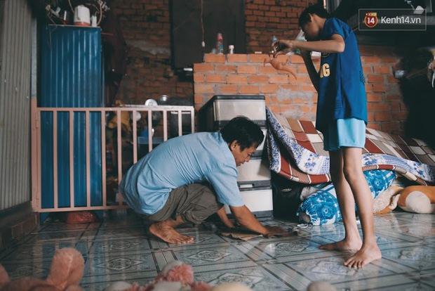 Đừng nóng, con ơi... - câu chuyện tình yêu của người cha đơn độc nuôi 2 đứa con bại não - Ảnh 15.