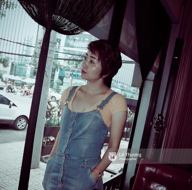 Nữ hoàng Wushu Việt Nam Thúy Hiền: Có lúc tôi muốn chết cho xong - Ảnh 3.