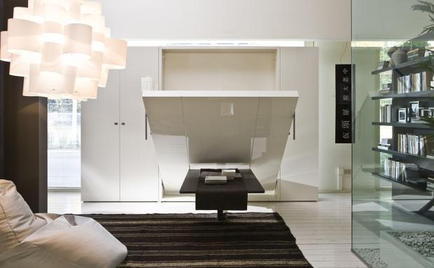 15 ý tưởng nội thất tiết kiệm không gian cứu tinh cho căn hộ chật hẹp - Ảnh 14.