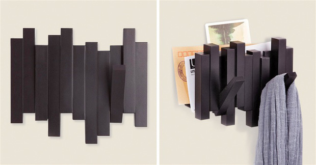 15 ý tưởng nội thất tiết kiệm không gian cứu tinh cho căn hộ chật hẹp - Ảnh 5.
