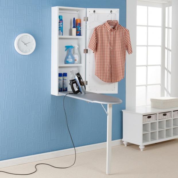 15 ý tưởng nội thất tiết kiệm không gian cứu tinh cho căn hộ chật hẹp - Ảnh 9.