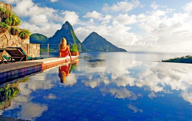 18 bể bơi sang chảnh khắp thế giới dành cho giới nhà giàu - Ảnh 31.