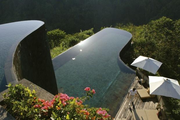 18 bể bơi sang chảnh khắp thế giới dành cho giới nhà giàu - Ảnh 15.