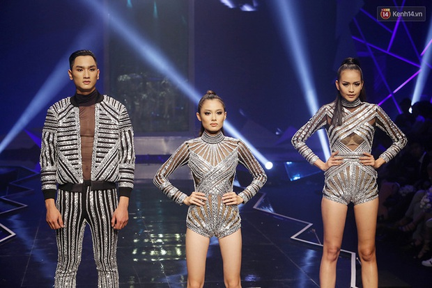 Quán quân Vietnams Next Top Model, Vietnam Idol, Sasuke thi nhau lộ diện trong tuần qua - Ảnh 3.