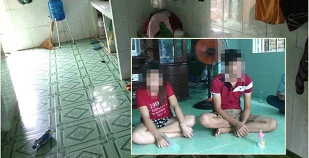 Một nhà có 3 chị em bị xâm hại tình dục, anh 21 tuổi kiếm tiền nuôi 4 em - Ảnh 1.