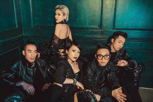 Điểm danh 6 cá tính của team Yến Lê - Yanbi tại The Remix 2017 - Ảnh 1.