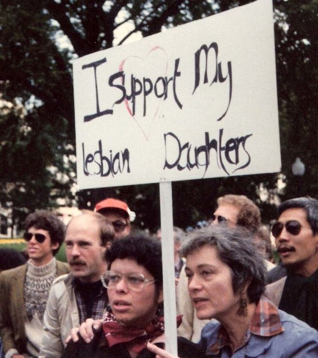 Vì cô con gái đồng tính, có một bà mẹ đã miệt mài hơn 30 năm biểu tình cùng những người LGBT - Ảnh 3.
