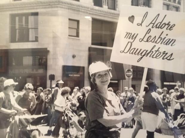 Vì cô con gái đồng tính, có một bà mẹ đã miệt mài hơn 30 năm biểu tình cùng những người LGBT - Ảnh 5.