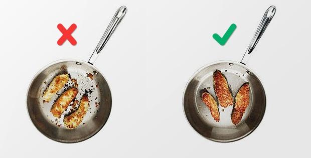 Muốn nấu ăn ngon, phải né ngay những lỗi sai cơ bản này - Ảnh 17.