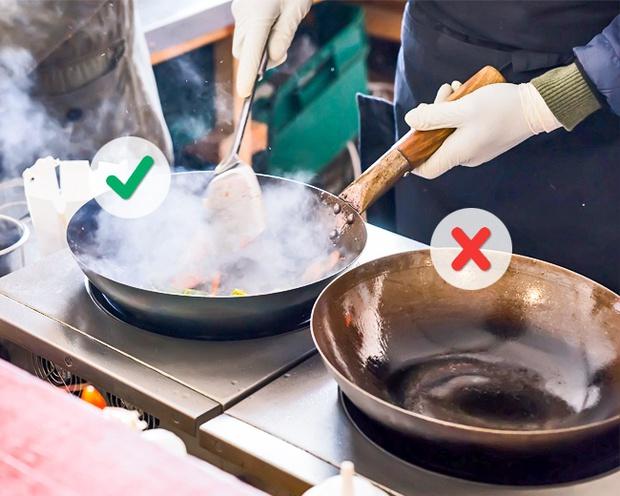 Muốn nấu ăn ngon, phải né ngay những lỗi sai cơ bản này - Ảnh 9.
