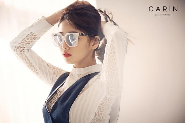 Suzy gây trầm trồ với vẻ đẹp trưởng thành và quyến rũ - Ảnh 10.
