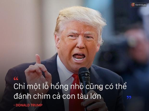 10 câu nói truyền cảm hứng của tân Tổng thống Mỹ Donald Trump - Ảnh 3.