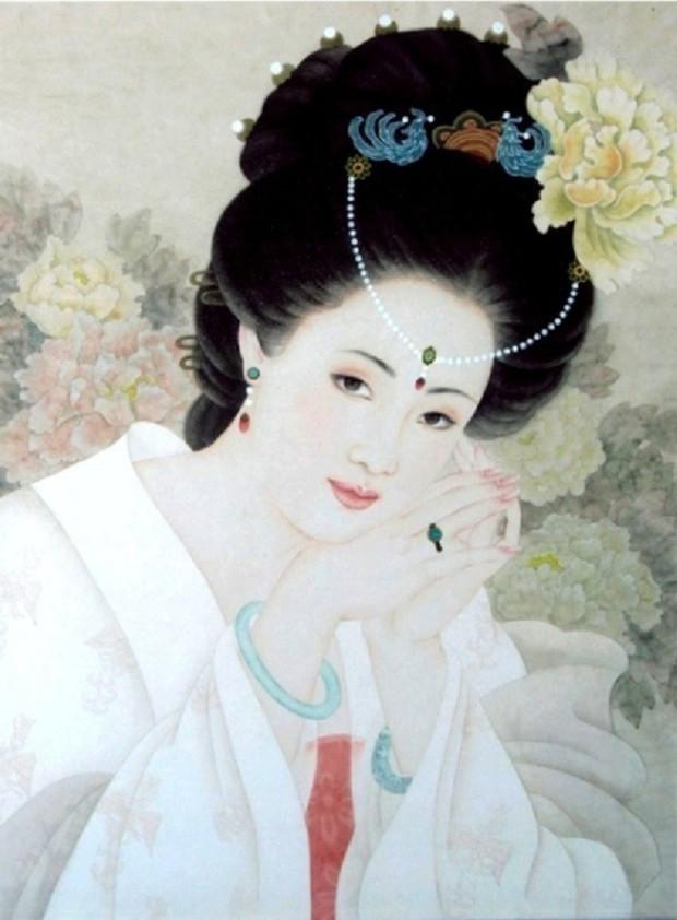 Đi tìm vẻ đẹp thực sự của chị Hằng trong truyền thuyết - Ảnh 7.