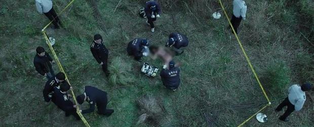 """Ớn lạnh trước thi thể khỏa thân của nạn nhân do """"Lee Jong Suk"""" giết hại"""