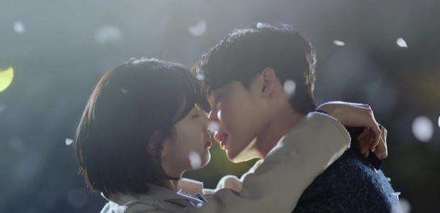 HOT: Lee Jong Suk và Suzy hôn nhau ngay teaser đầu tiên của bom tấn! - Ảnh 3.