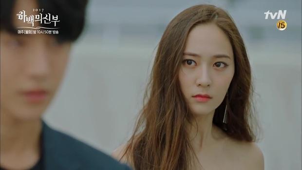 "Tập 5 ""Cô Dâu Thủy Thần"": Fan lo lắng cho số phận của Krystal - Ảnh 7."