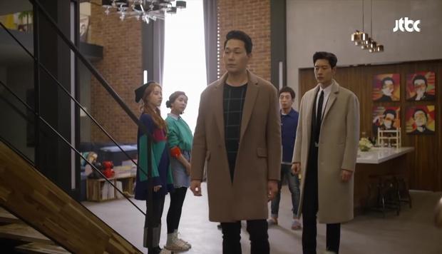 Man to Man: Xuất hiện chỉ 1 phút, Song Joong Ki vẫn lu mờ cả Park Hae Jin! - Ảnh 10.
