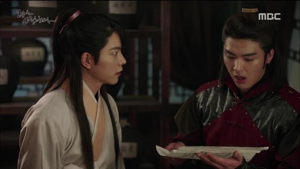 """""""The King Loves"""" tập 7- 8: Nhìn cách Siwan miêu tả ngoại hình của Yoona, ai cũng thấy... sai sai - Ảnh 3."""