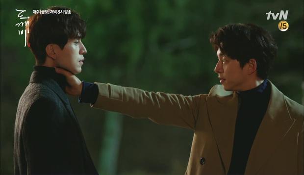 """""""Goblin"""" tập 12 đầy kịch tính: Mọi lá bài quan trọng đều đã được lật, kể cả """"Thần"""" Sung Jae! - Ảnh 40."""