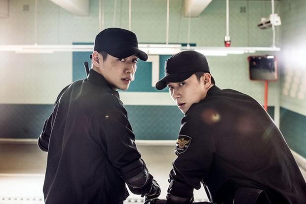 """Park Seo Joon """"cặp"""" Kang Ha Neul, trở thành cảnh sát tập sự """"phá làng xóm"""" - Ảnh 7.  Park Seo Joon cùng Kang Ha Neul, trở thành cảnh sát tập sự """"phá làng xóm"""" 005 1501044180425"""