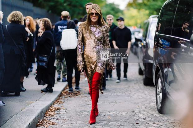 Nếu nghĩ street style tại Paris Fashion Week chỉ là cuộc chiến váy áo thì bạn nhầm to rồi - Ảnh 1.