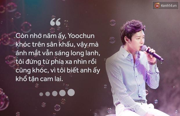 Gửi anh Park Yoochun, giấc mộng thanh xuân của nhiều cô gái! - Ảnh 1.