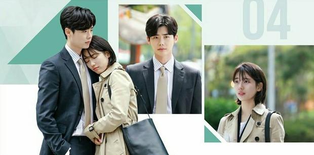 Suzy tựa đầu vào vai Lee Jong Suk làm nũng khiến fan sốt ruột hóng phim - Ảnh 1.