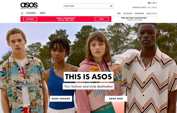 Các tín đồ thời trang ngã ngửa khi phát hiện ra ý nghĩa đằng sau tên thương hiệu ASOS - Ảnh 1.